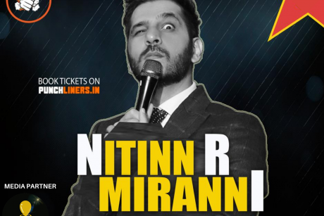 punchliners comedy show ft nitin mirani live in singapore