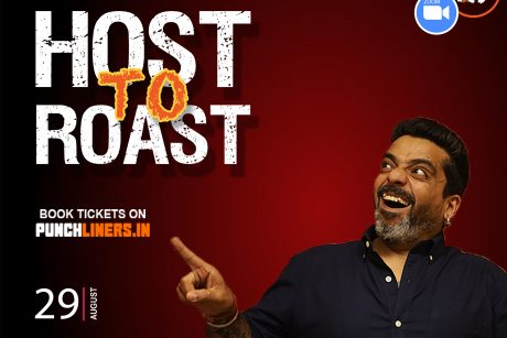 Punchliners host to roast ft jeeveshu ahluwalia live in india