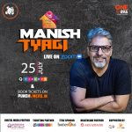 punchliners comedy show ft manish tyagi in qatar