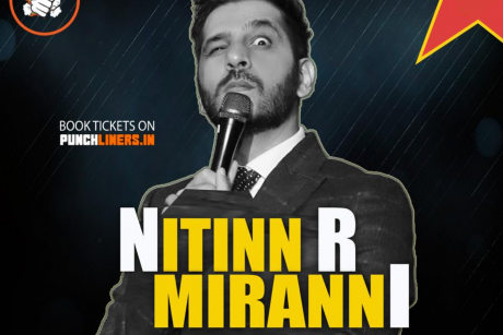 punchliners comedy show ft nitin mirani live in india