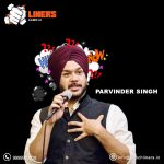punchliners comedy show ft parvinder singh live on zoom in singapore