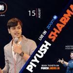punchliners comedy shwo ft piyush sharma live in dubai