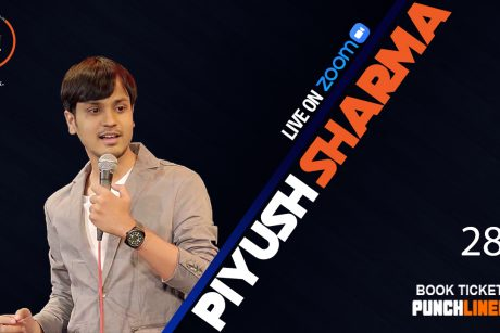 Punchliners comedy show ft piyush sharma live on zoom - America