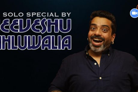 punchliners comedy show jeeveshu ahluwalia live on zoom - india